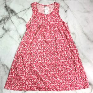 💥 Uniqlo sleeveless floral dress